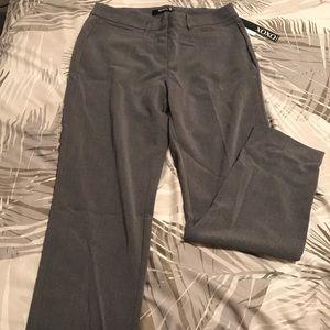 XOXO GRAY DRESS PANTS